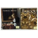 Baroque art books