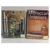 Great Houses of Havana and Moroccan Interiors