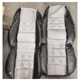 Pair of car seat covers