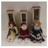 Heritage collectable dolls