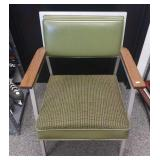 Steelcase vintage upholstered chair