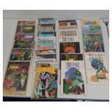 Comico & Apple comic books
