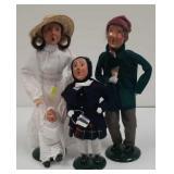 Byers Choice Ltd Caroler figures