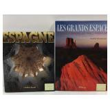 Beautiful photography books: Espagne and Les