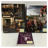 Art, history, culture books