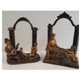 Baroque style decorative items