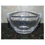 Tiffany & Co crystal fruit bowl