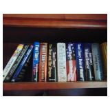 Lot of Tom Clancy books