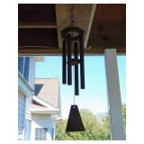 Lot of 2 wind chimes