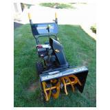 """Yard Machines MTD 8HP 24"""" snowblower"""