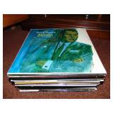 Lot of asst records - Sinatra, etc