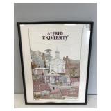 Alfred University Poster Print