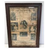 Vintage Fairbank Company Advertisement
