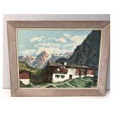 Original Impasto Painting