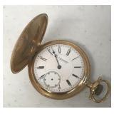 Beautiful Antique E.Howard& Co. Boston Pocketwatch