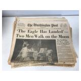 Lot of Historically Important Newspapers