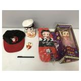 Group of Betty Boop collectibles #2
