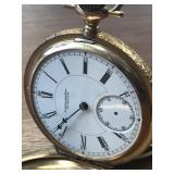 Beautiful Antique E.Howard&Co. Boston Pocket Watch