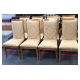 Set of 8 Nice Contemporary Dining Chairs