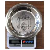 US Naval Academy Sterling Silver Plate