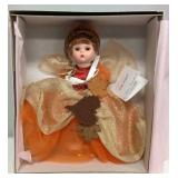 """New in Box Madame Alexander """"Fall Angel"""" Doll"""
