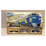 New in Box US Navy Train Set