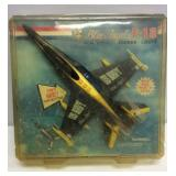 Blue Angels F-18 Battery Operated Toy