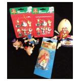 Looney Tunes Mini Ornaments Yosemite Sam Items