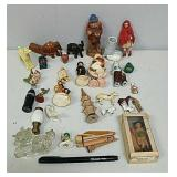 Group of small figurines