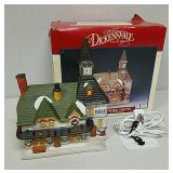 Lemax Dickenscale lighted house decoration