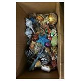 Box of ornaments