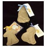 Classic Pooh Winnie The Pooh Ceramic Cookie Mold