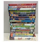 Lot of Children's Dvds