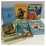 Vintage Lot of Children's Books