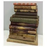 Lot of Antique Books