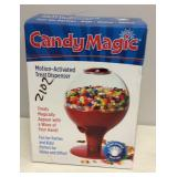 New in Box Candy Magic Motion Activated Treat