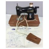 Vintage Holly Hobbie Battery Operated Sewing