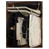 Lot of Vintage Handbags Clutches and Wallet