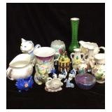 Miscellaneous Lot of assorted Porcelain Items
