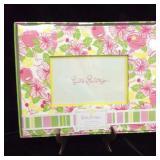 Brand New Lilly Pulitzer 4 x 6 Frame