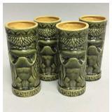 Tiki mugs-Aloha Hut Washington DC