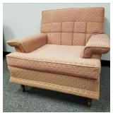 Rowe furniture mid century modern chair