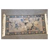 Chinese art deco style rug