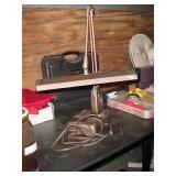 Older  Adjustable Desk Lamp