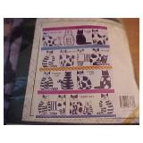 """NEW - """"Cats"""" Throw / Blanket"""
