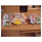 Four Bags of Toys