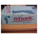 NEW Etonic Leather Golf Shoes