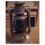 Vintage Nier Feuerhand Lantern