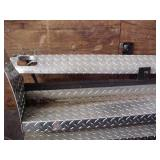 Diamond Plate Running Boards and Bed Protectors