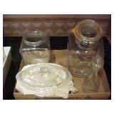 Miscellaneous Glassware Lot